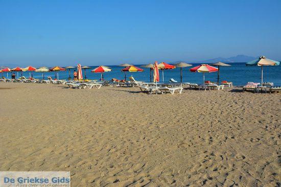 Markos Beach Kos zandstrand